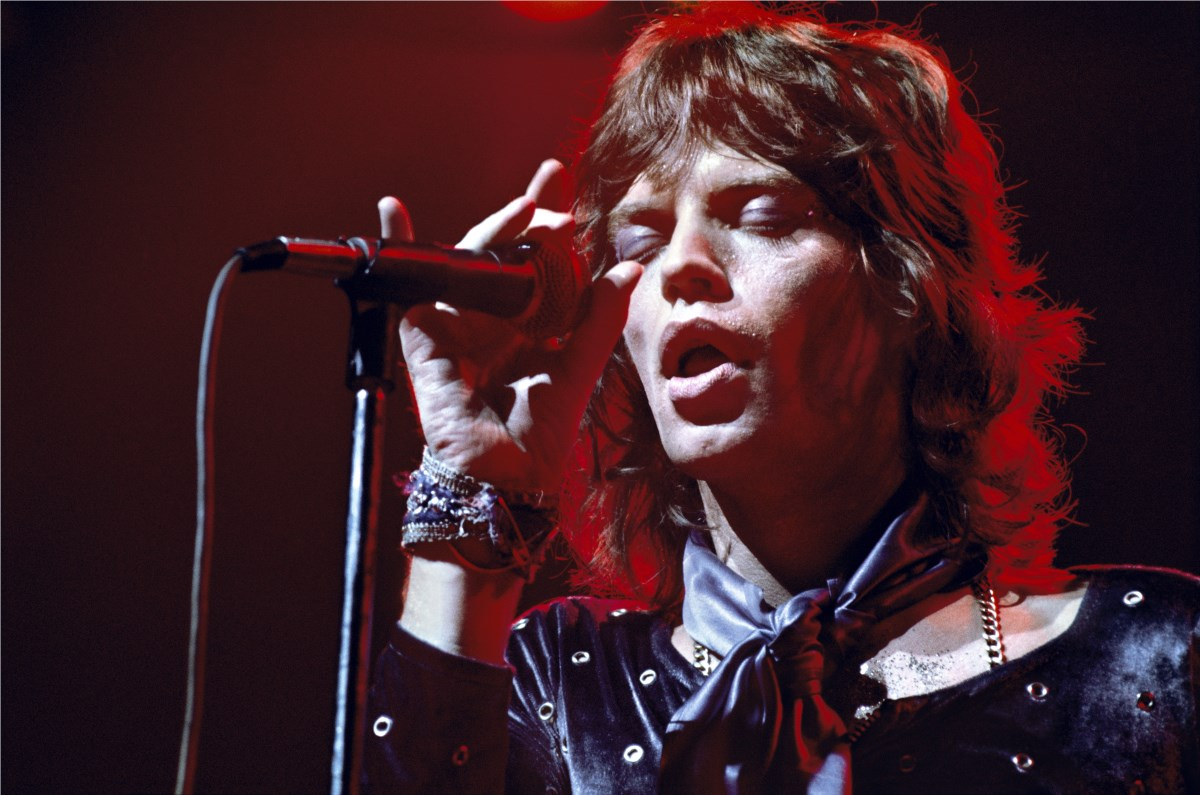 Mick Jagger, USA, June 1972 - Galerie XII